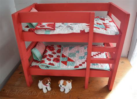 Baby Dolls Bunk Beds Image Of Photo Diy Bunk Bed Plans Baby Doll Bunk Bed