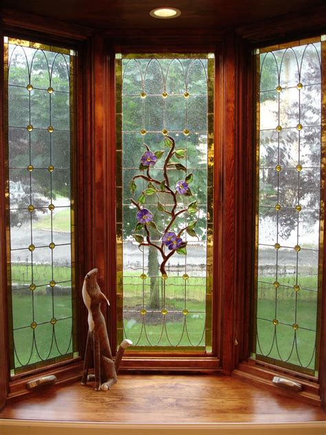 small bay window small bay window design with plant ornament bay window
