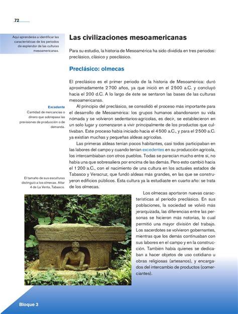 libro 6 grado historia issuu libro de historia 6to grado 2015 issuu libro de historia