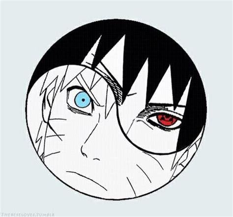 naruto yin yang 49 best images about naruto and sasuke on pinterest