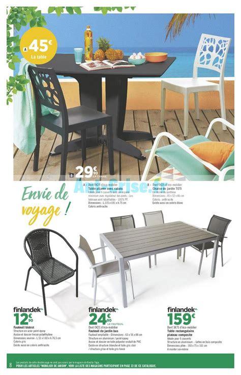 Table Jardin Geant Casino by Table De Jardin Finlandek Geant Casino