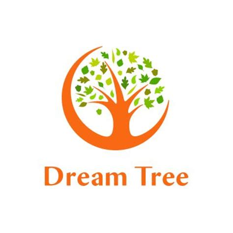 logo design for dreams dream tree logo design gallery inspiration logomix