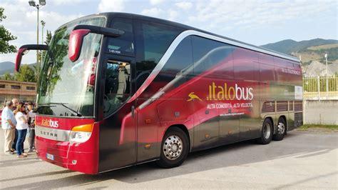 Orari Amaco Intesa Italobus Amaco Per Favorire La Mobilit 224 Nell Area