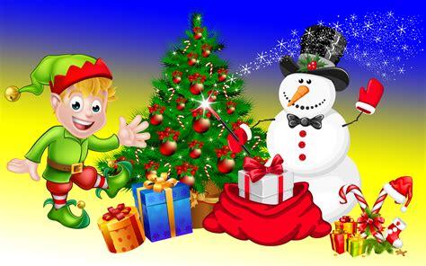 snowman magic wand bag  gifts christmas tree  decorations desktop hd wallpaper  pc