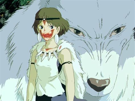 mononoke hime mononoke hime anime 21 desktop background hivewallpaper