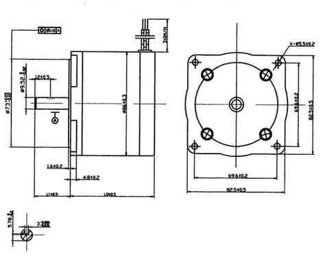 Stepper Bracket 42mm By Na Robotic nema stepper motor sizes impremedia net