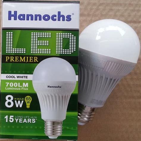 Bohlam Philips 14 Led bohlam led hannochs 14 watt 1200 lumen dan hannochs 8 watt