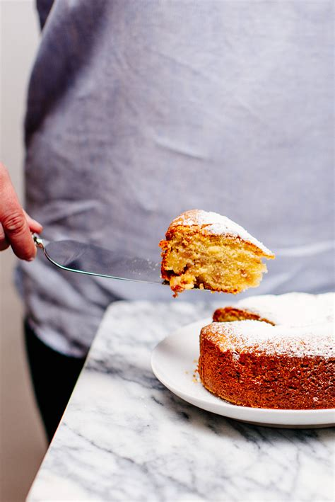Get Rid Of The Summer Cake Look by Summer Nectarine Cake Recipe The Taste Sf
