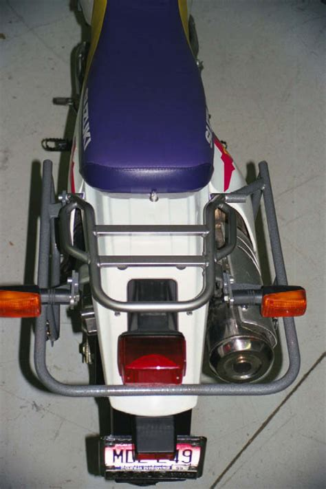 rack for dr650 adventure rider