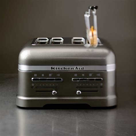 tostapane kitchenaid kitchenaid artisan 4 slot toaster 5kmt4205 official