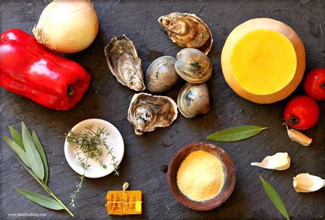 taste of the food ingredients oysters tastefood