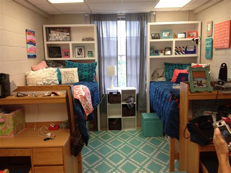Dorm Room | samford dorm room get in my house pinterest dorm