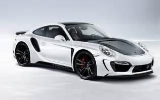 Porsche Gtr Official Topcar Porsche 991 Turbo Stinger Gtr Gtspirit