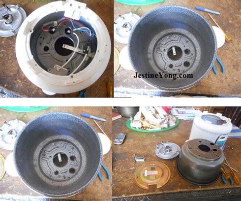 wiring diagram electric rice cooker datasheet