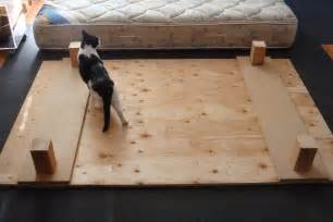 Strong And Tough Platform Bed Diy How To Build A Platform Bed