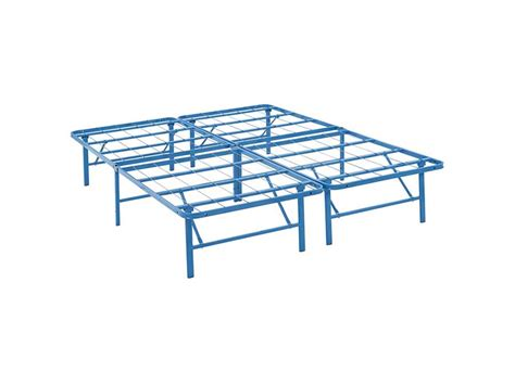 Stainless Steel Bed Frames Horizon Stainless Steel Bed Frame In Light Blue Shop For Affordable Home Furniture