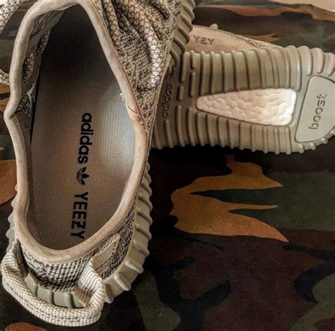 Adidas Yeezy 350 Insole by Feast Your On The Adidas Yeezy 350 Boost Moonrock Weartesters