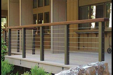 rails layout exles patio railing ideas modern deck and deck railing ideas
