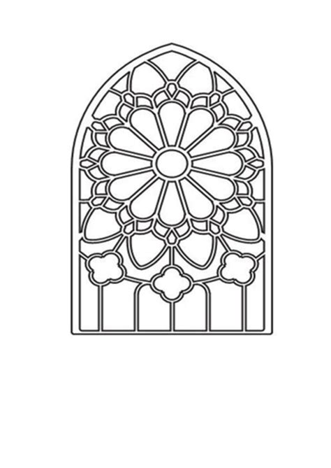 stained glass window templates stained glass windows by joakwi teaching resources tes