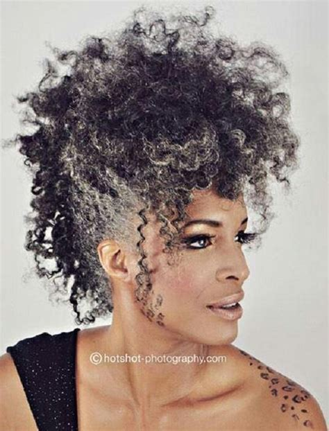 how to get gorgeous salt and pepper hair gorgeous salt pepper natural hair via shakara natural