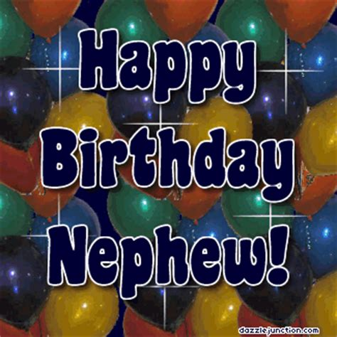 Happy Belated Birthday Wishes For Nephew Dazzle Junction Happy Birthday To Nephew Comments Images