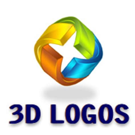 3d logo templates 3d logo web and designers complete resource platform