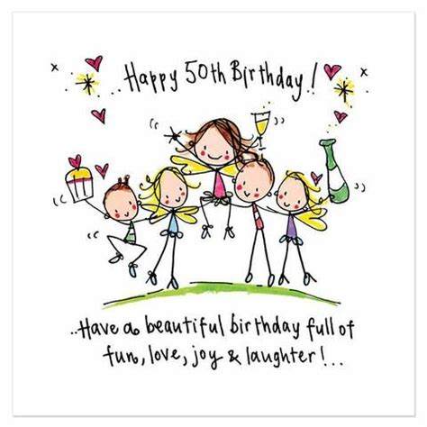 Happy 50th Birthday Wishes 25 Unique 50th Birthday Quotes Ideas On Pinterest Diy