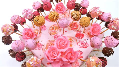 Cake Pops Decoration by Cake Pops Decorating Ideas Buttercream Cake Pops In