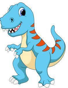 cute cartoon dinosaurs cartoon baby blue dinosaur