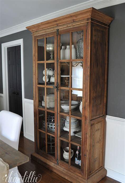 Beadboard Kitchen Cabinet Doors - dear lillie a new piece for our dining room