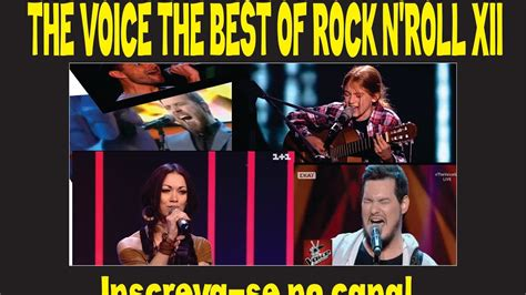 the voice keeps rolling right along salon com the voice the best of rock n roll xiii youtube