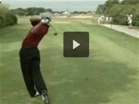 tiger golf swing slow motion pga tour slow motion video on pinterest paula creamer