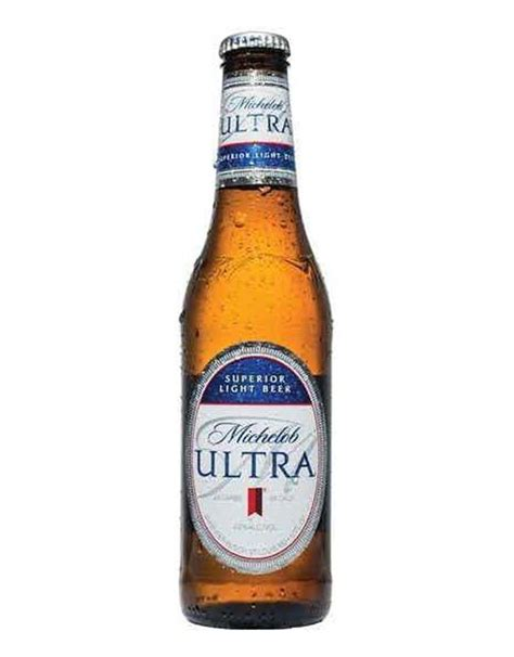 bud light vs michelob ultra how much in michelob ultra light