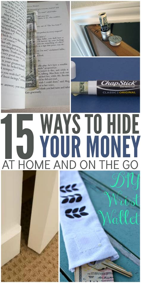 hiding money in house 15 smart ways to hide money