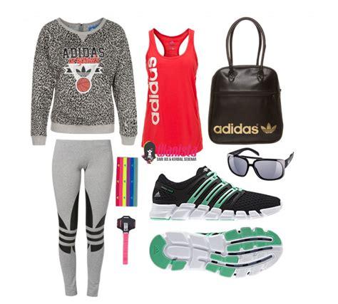 Gambar Baju Nike Dan Adidas lookbook 15 eksklusif adidas mygirls 5 inspirasi pakaian sukan untuk wanita aktif