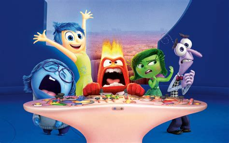 cartoon film about emotions inside out riley s emotions movie new hd wallpapers