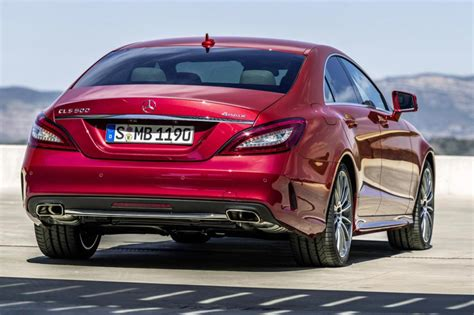 mercedes cls 2015 facelift revealed pictures auto express