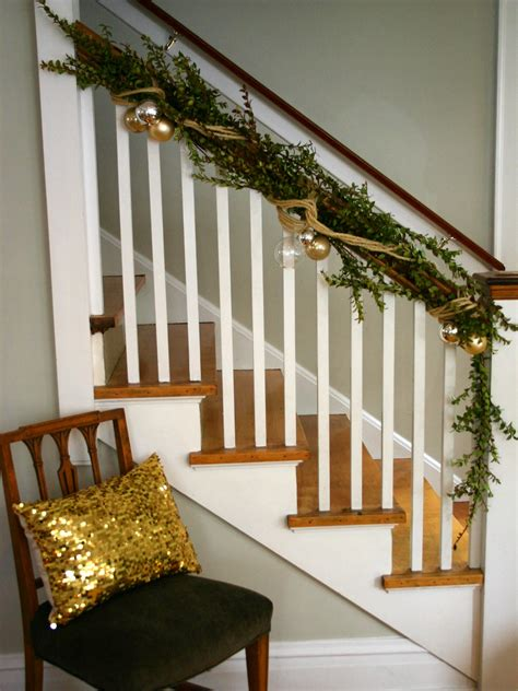 Garland Hangers For Banister by Garland On The Banister You Are Here