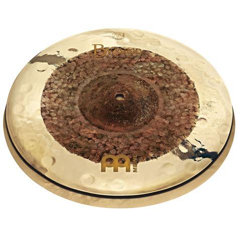 Meinl Cymbal Alloy Medium Hihat 15 meinl byzance b15duh 171 hi hat cymbal