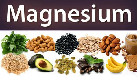 whole grains magnesium magnesium is a fundamental part of your diet