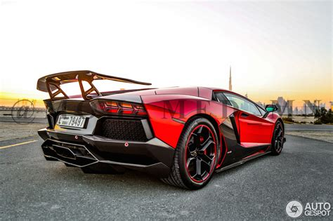 Lamborghini Limited Edition 2014 Lamborghini Aventador Lp900 4 Sv Limited Edition By Dmc