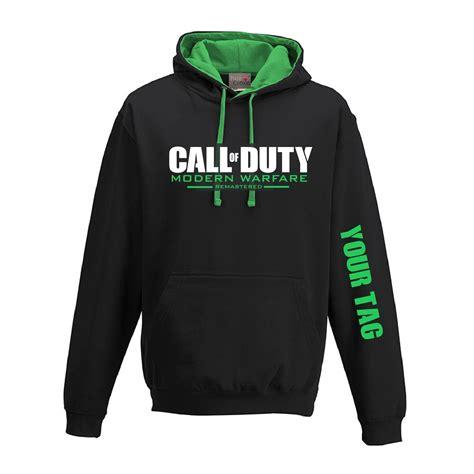 Hoodie Call Of Duty 8 new cod fan must call of duty modern warfare remastered personalised hoodie ebay