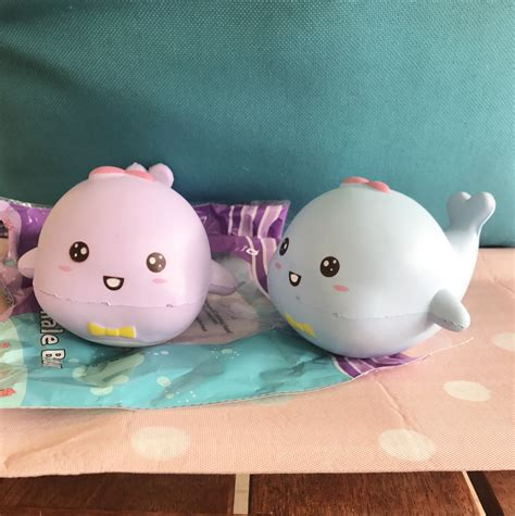 Mini Pop Pop Sheep By Patpatzoo happy whale squishy and scented