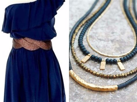 what color goes well with blue which color jewelry goes with blue dresses