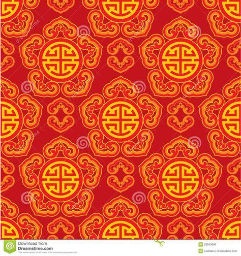 oriental pattern seamless oriental seamless pattern stock vector illustration of