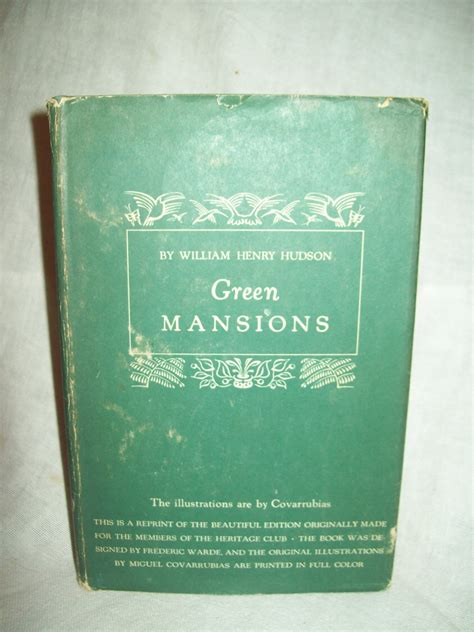 green bay illustrated classic reprint books green mansions william henry hudson author heritage
