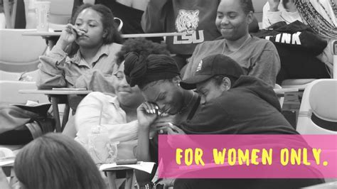 forum for women is for women only quot for women only quot presented by breaking the cycle