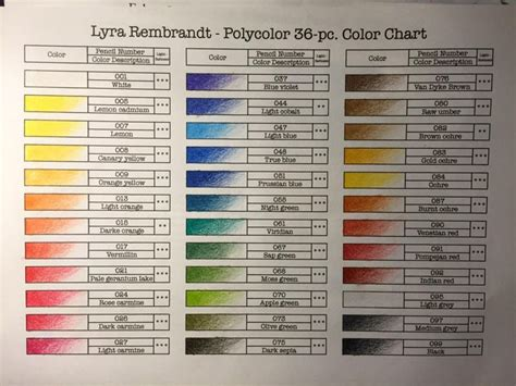 the colored museum pdf 1000 images about lyra rembrandt polycolor pencils on