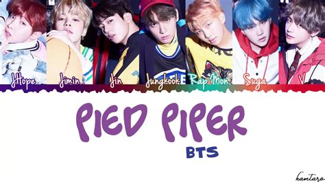 Bts Pied Piper Mp3 | pied piper bts mp3 8 16 mb music paradise pro downloader