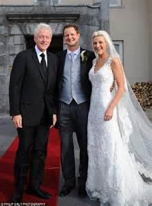 Bill Clinton Resume Former President Bill Clinton Adds Wedding Crasher To